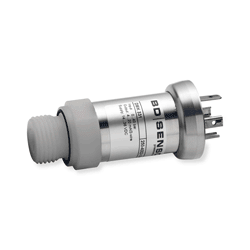 Pressure transmitter for aggressive media