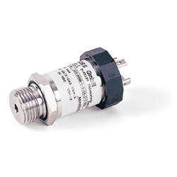 Pressure transmitter for medium and high pressures