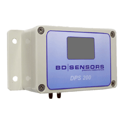 DPS 200 Pressure transmitter for non-aggressive gases