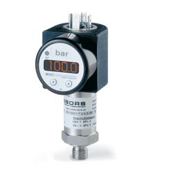 DS 200 Multi-function Pressure Transmitter/Switch with Indicator