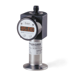 DS 200P Multifunction pressure transmitter