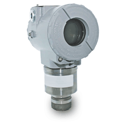 Precision smart gauge pressure transmitter with HART-protocol